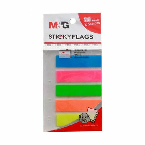 Sticky side flags YS-63