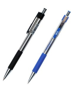 Alpha professional retractable ball pen ABP01771 pair