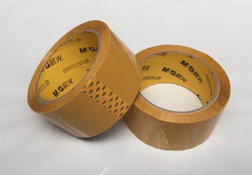 brown sealing tape