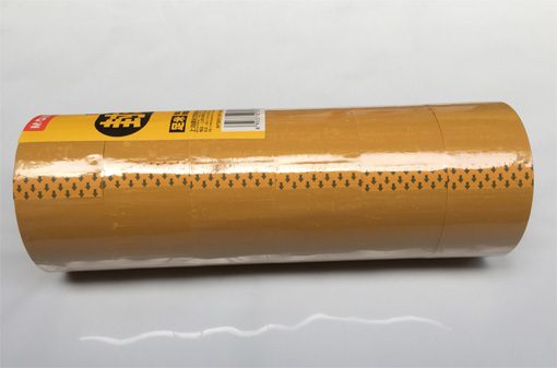 ADJ97343 Brown Sealing Tape In a Pack