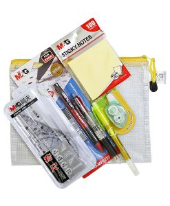 Back to school stationery pack contents MGP10071
