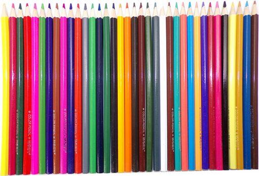 AWP36802 - 36 coloured pencils