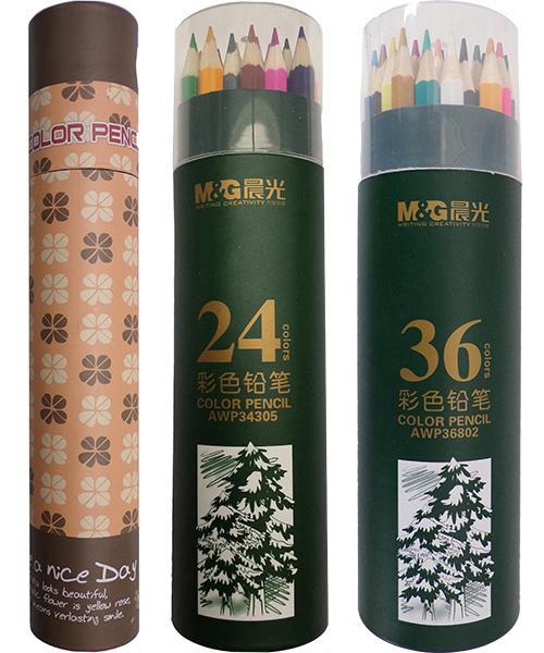 M&G Colouring pencil range