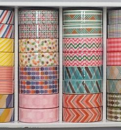 meetape lines pattern