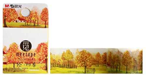 Four Seasons Washi Tape Autumn