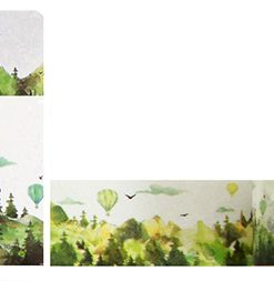 Four Seasons Washi Tape Summer