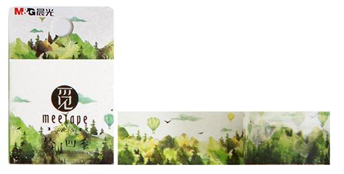 Four Seasons Washi Tape Summer