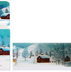 Four Seasons Washi Tape Winter