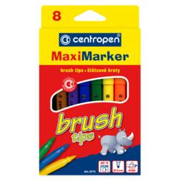 Maxi Marker Brush Tip Pens