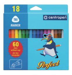 Perfect Dry Resistant Felt Tip Pens