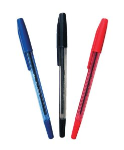 M&G Basics capped ball pen – ABP64772 Colour fan