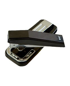 Swivel stapler head rotation